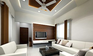 Interior Design Of Hall In Indian Style