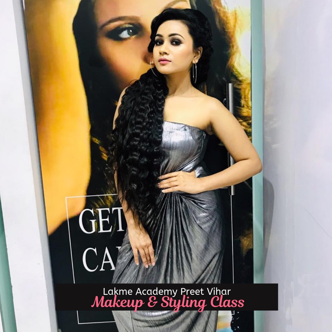 Lakme Makeup Course In Delhi | Saubhaya Makeup