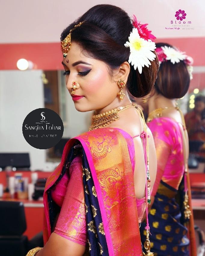New Mansi Bridal Studio And Salon In Indira Nagar Nashik 422009