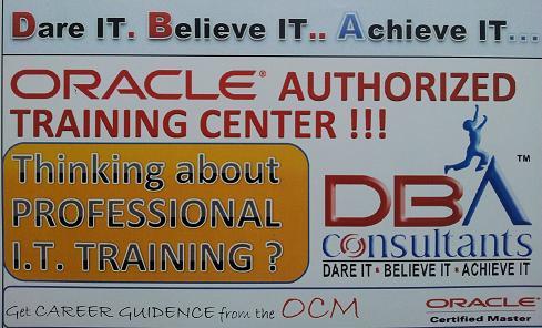 DBA Consultants Pvt. Ltd.