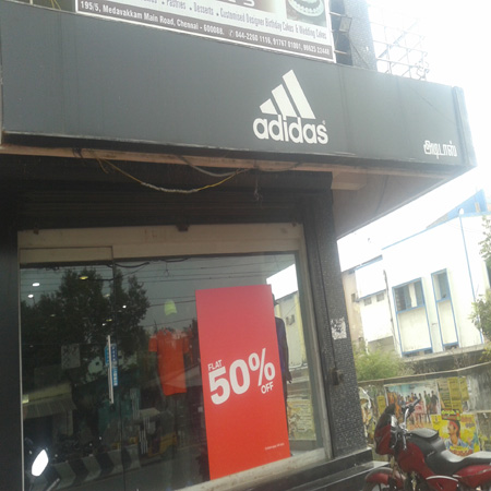 Adidas Show Room in Adambakkam e8d4df68e