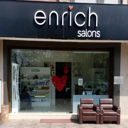 Enrich Salon In University Area Ahmedabad 380009 Sulekha