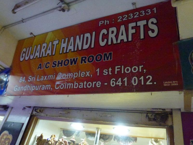 Gujarat Handicrafts In Gandhipuram Coimbatore 641012 Sulekha