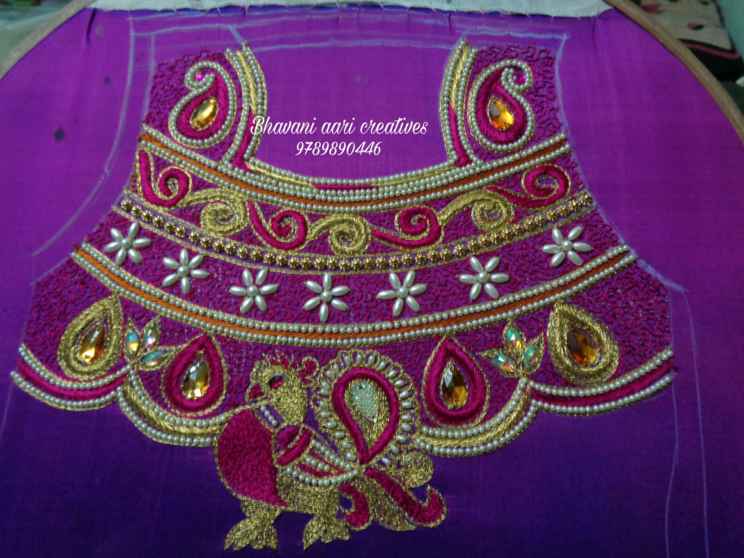 Embroidery Job Work In Chennai | Ausbeta.com