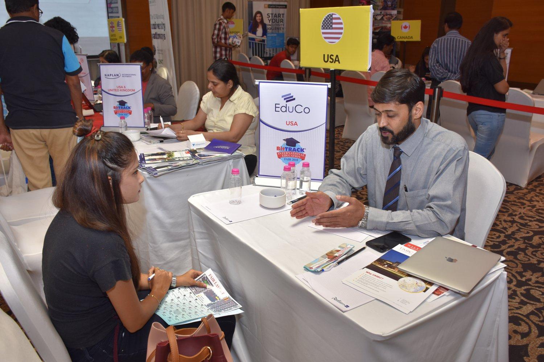 Bittrack Foreign Education & Visa Consultants in Navrangpura