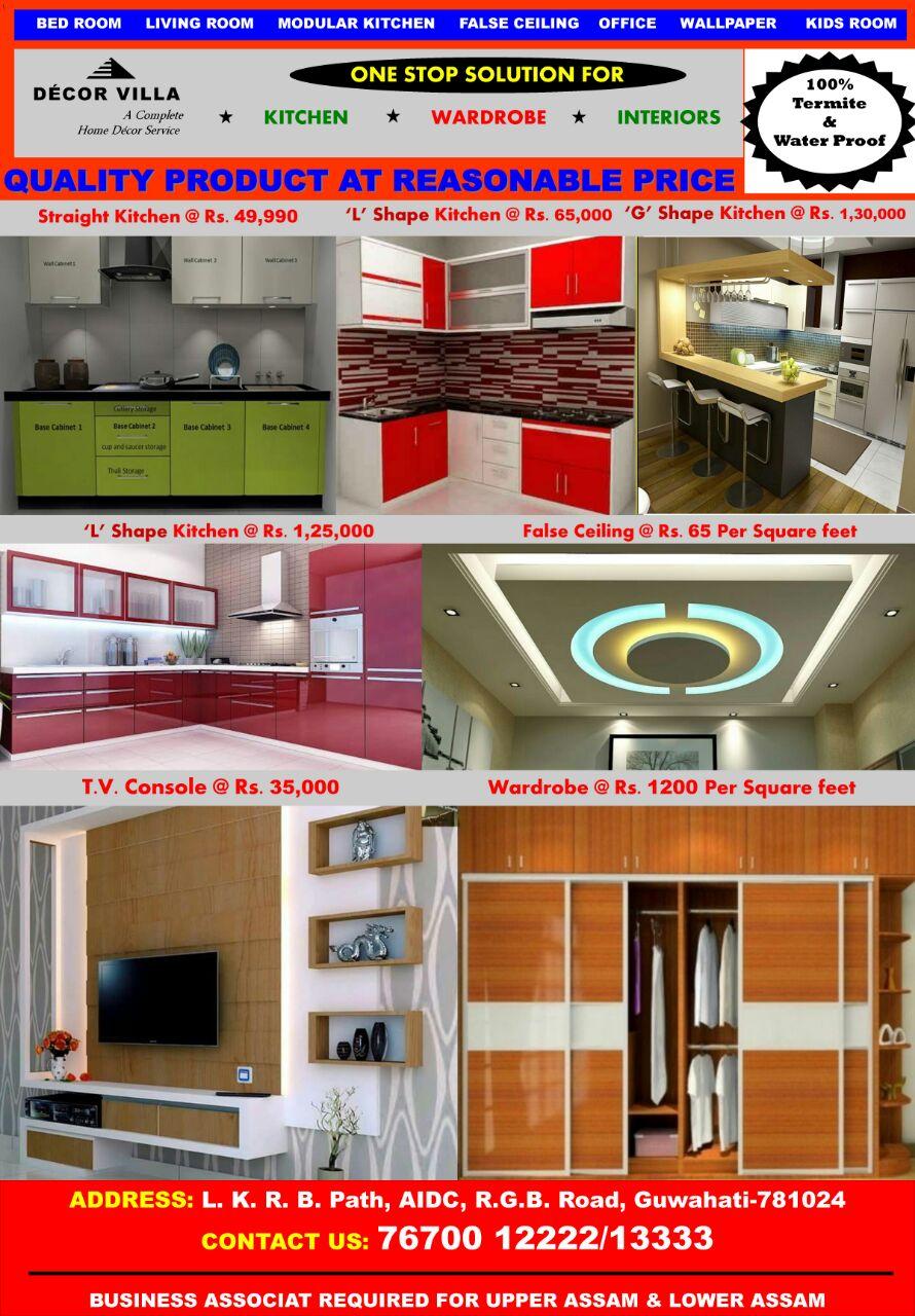 Decor Villa In R G Baruah Road Guwahati 781024 Sulekha Guwahati