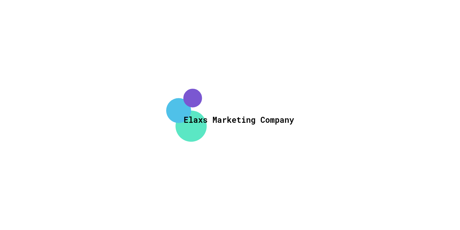 ELAX Marketing Company in Malleswaram, Bangalore-560055