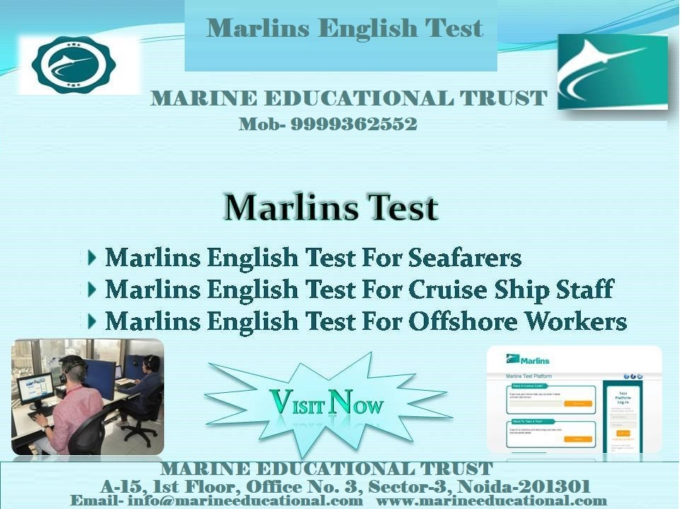 free download marlins test for cruise ship