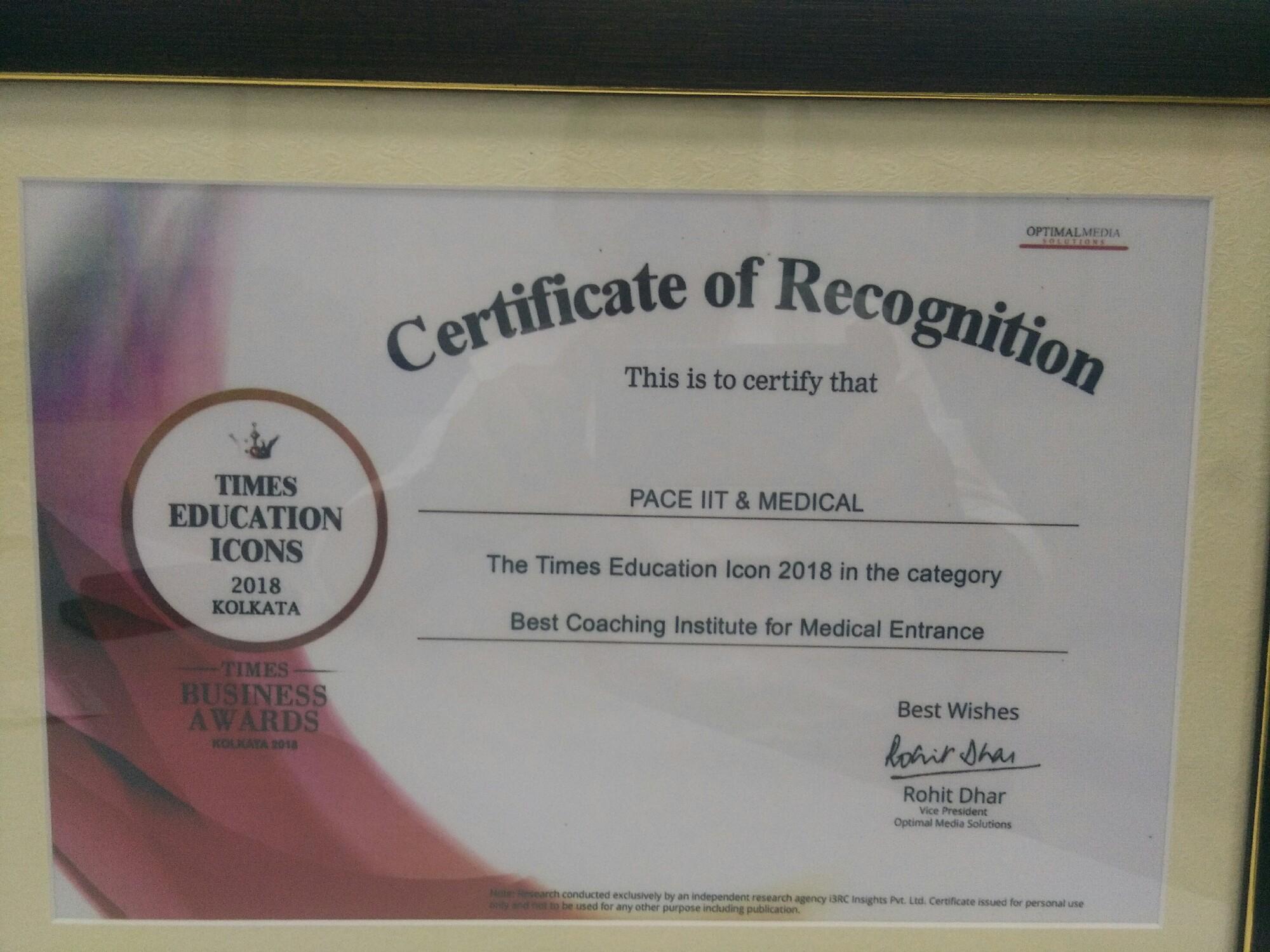 Pace Iit Medical In Lake Gardens Kolkata 700020 Sulekha Kolkata
