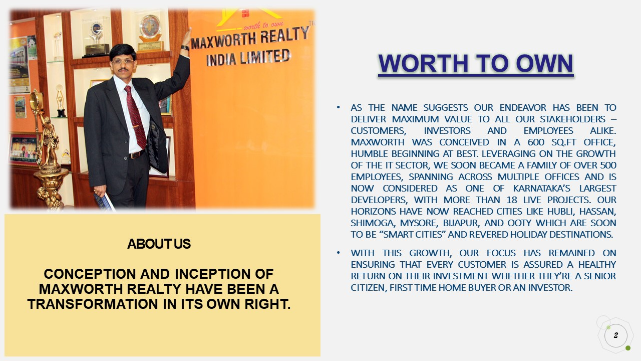 Maxworth Realty India Limited
