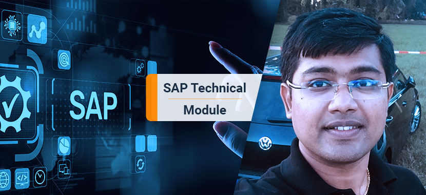 SAP Technical Module on Basis Administration for Students and Working Professionals