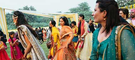 Sangeet Function Planners