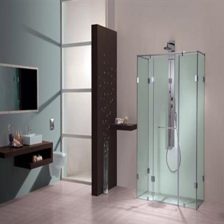 Jaquar Iara 1850 R Frameless Shower Enclosure