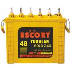 Escort Gold 240 240 AH Tubular Battery