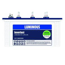 Luminous ILTJ 18030N 150 Ah Tubular Battery