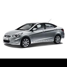 Hyundai Fluidic Verna 1.4 CRDi Car