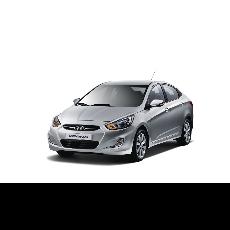 Hyundai Fluidic Verna 1.4 VTVT Car
