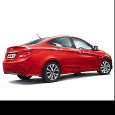 Hyundai Fluidic Verna 1.6 VTVT S O AT Car