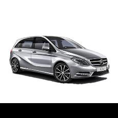 Mercedes Benz B Class B 200 CDI Car
