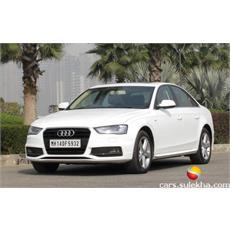 Audi A4 2.0 TFSI Car