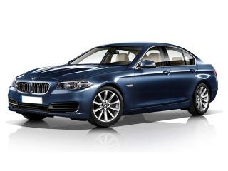 BMW 5-Series 520d Luxury Plus Car