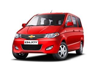 Chevrolet Enjoy Car Price Specification Features Chevrolet Cars