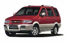 Chevrolet Tavera Neo SS - D1 8-Seater - BS III Car