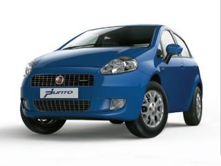 Fiat Grande Punto 1.3 Active (Diesel) Car