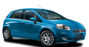 Fiat Grande Punto 1.3 Emotion (Diesel) Car