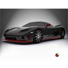 Koenigsegg Agera 5.0 V8 Car