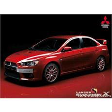 Mitsubishi Lancer Evolution X 2.0 Car
