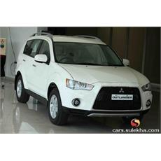 Mitsubishi Outlander 2 4 MIVEC Car Price, Specification & Features