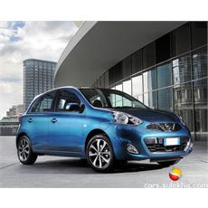 Nissan Micra Diesel XL (O) Car