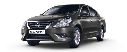 Nissan Sunny Diesel XV Car