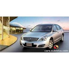 Nissan Teana VQ25DE -250XV Car