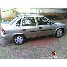 Opel Corsa 1.6 Sport 5 dr Car
