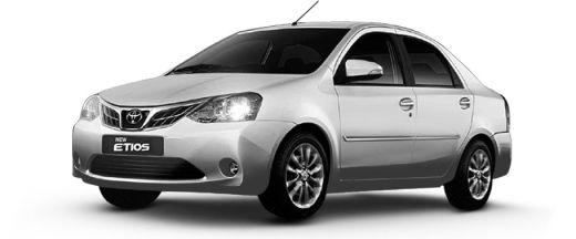 Toyota Etios VX Car