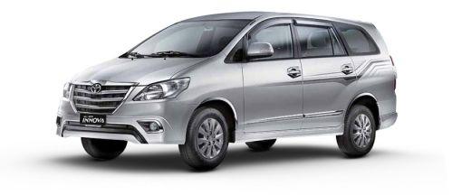 Toyota New Innova 2.5 G (7-Seater) Car