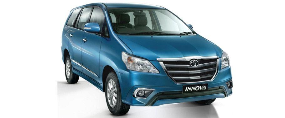 Toyota New Innova 2 5 Vx 8 Seater Car Price Specification