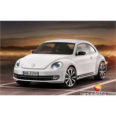 Volkswagen New Beetle 2.0L AT Petrol Car