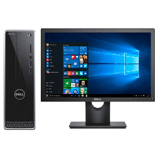 Groovy Dell Inspiron 3250 18 5 Inches Desktop Pc Price Download Free Architecture Designs Terchretrmadebymaigaardcom