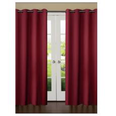 Bianca DC11 Blackout Door Curtain