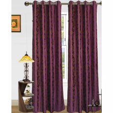 Dekor World DWCT 428 Eyelet Window Curtain