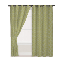 Presto ICND1208MC Eyelet Window Curtain