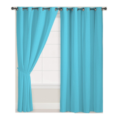 Presto ICOTS4189 8140MC Eyelet Window Curtain