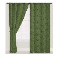 Presto ICST408MC Eyelet Window Curtain