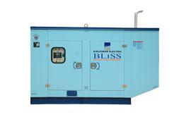 Kirloskar KEC T40 II 40 KVA Generator