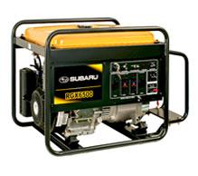 Subaru Robin Rgx6500e 8 12 Kva Generator