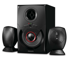 Philips MMS2020F 94 2.1 Channel Home Theatre