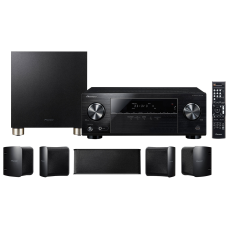 Pioneer HTP 074 5.1 Channel Home Theatre